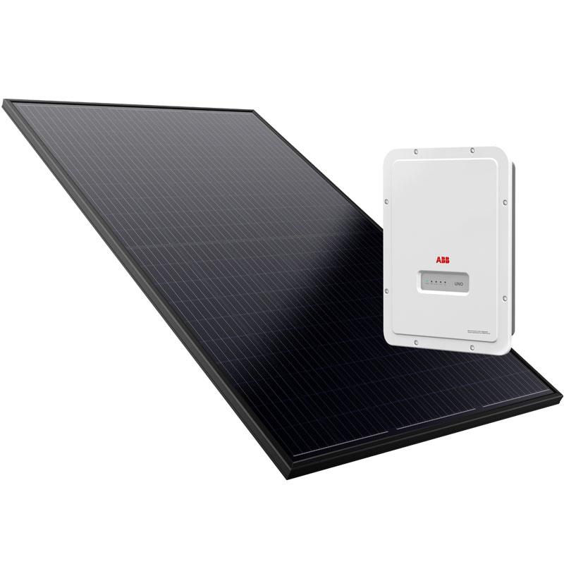 solahart silhouettte solar panels