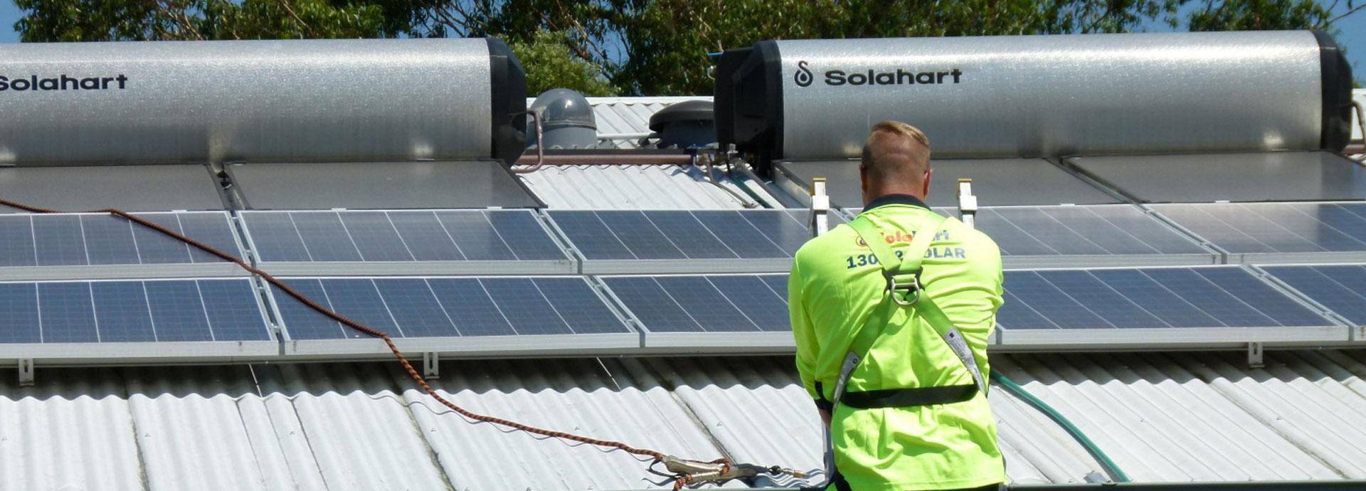 victorian solar commercial installations