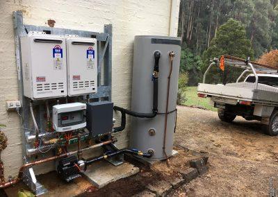solar hot water solutions solahart eastern ranges