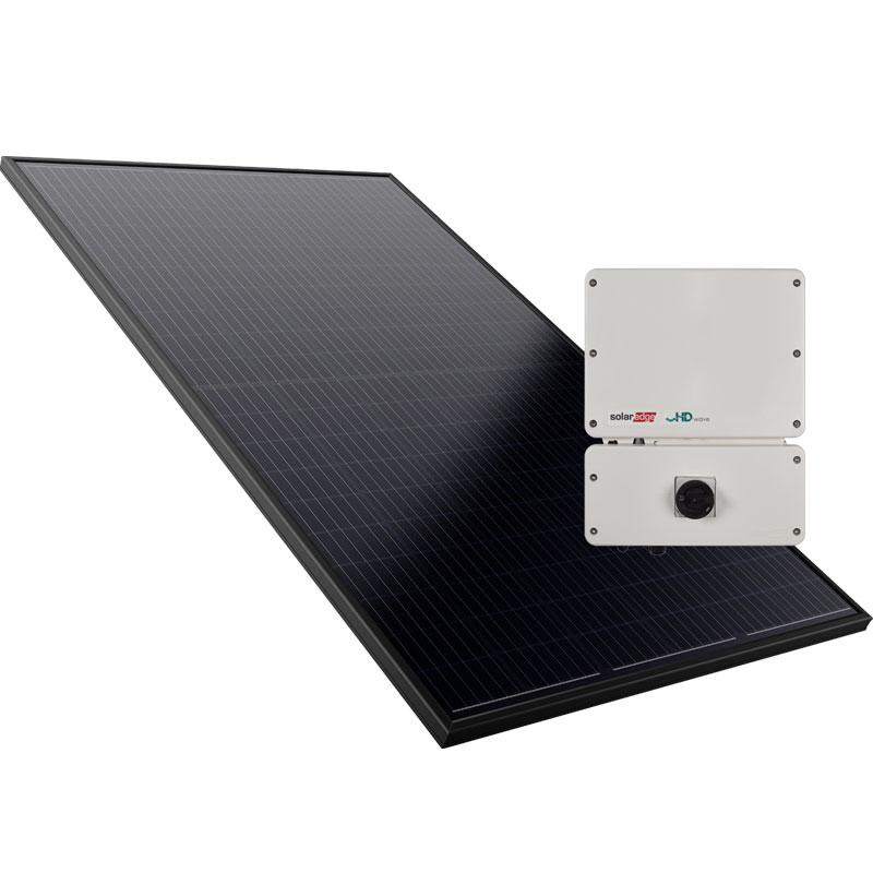 solar edge hd wave solar power