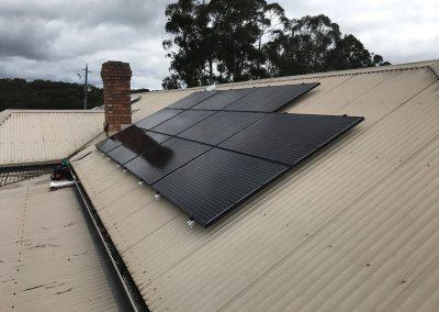 local solar installer solahart eastern ranges