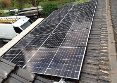 solar power solahart eastern ranges