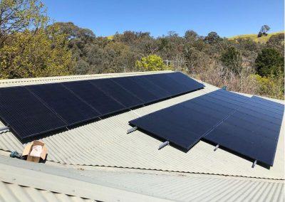 local solar installations solahart eastern ranges