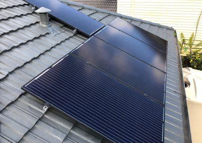 solar panels Victorian Solar
