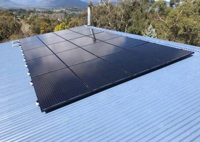 solar energy solutions Victorian Solar