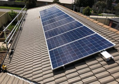 roof solar panels Victorian Solar