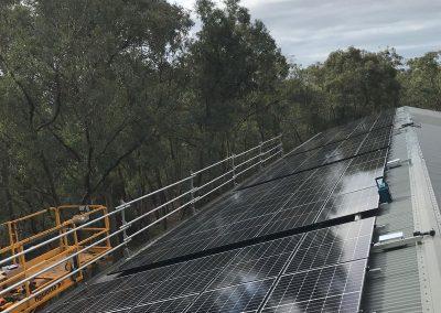 Victorian Solar panel installed