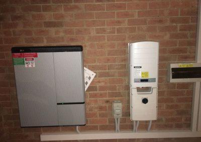 Solar powerstore installation Victorian Solar