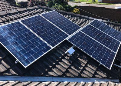 residential solar install Victorian Solar