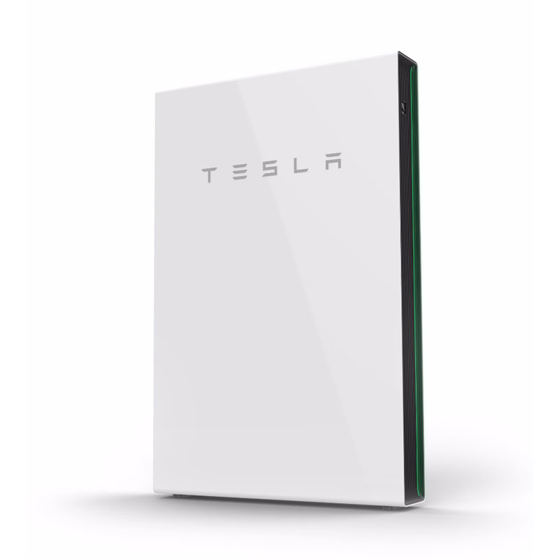energy storage Tesla power wall victorian solar