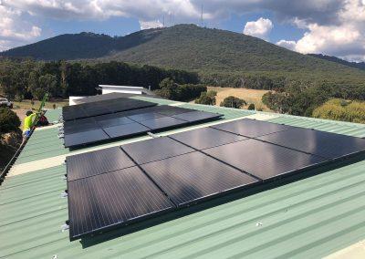 solahart eastern ranges solar installers