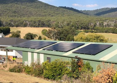 solahart eastern ranges solar panels