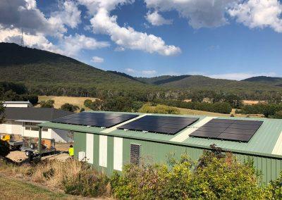 solar roof panels solahart eastern ranges