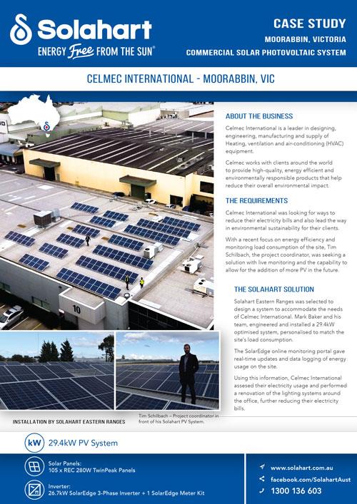 solar installation Moorabbin