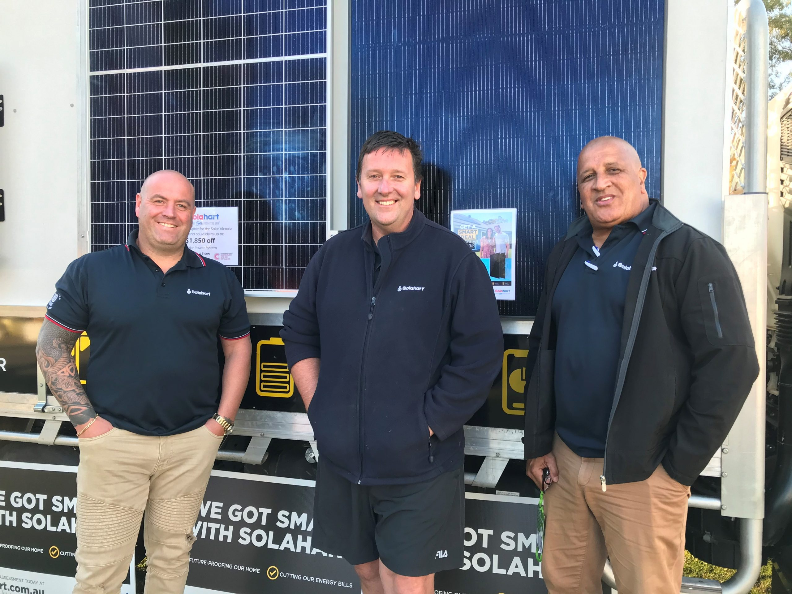 victorian solar solutions